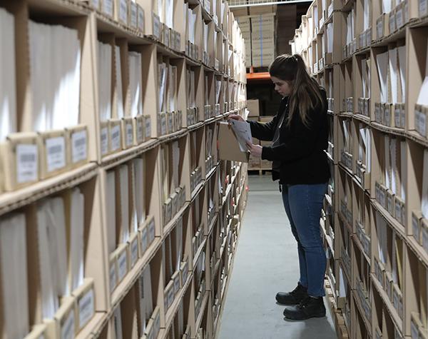 Archivage pour les notaires