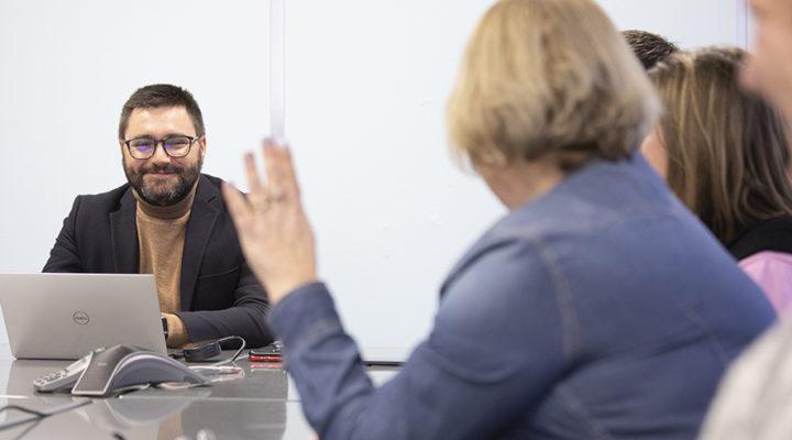 digital workplace centralisation