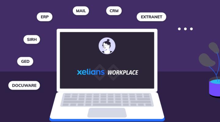 vidéo xelians workplace