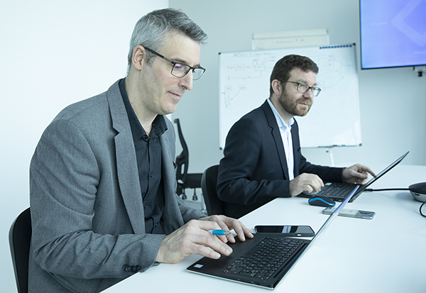 notre offre - digital workplace