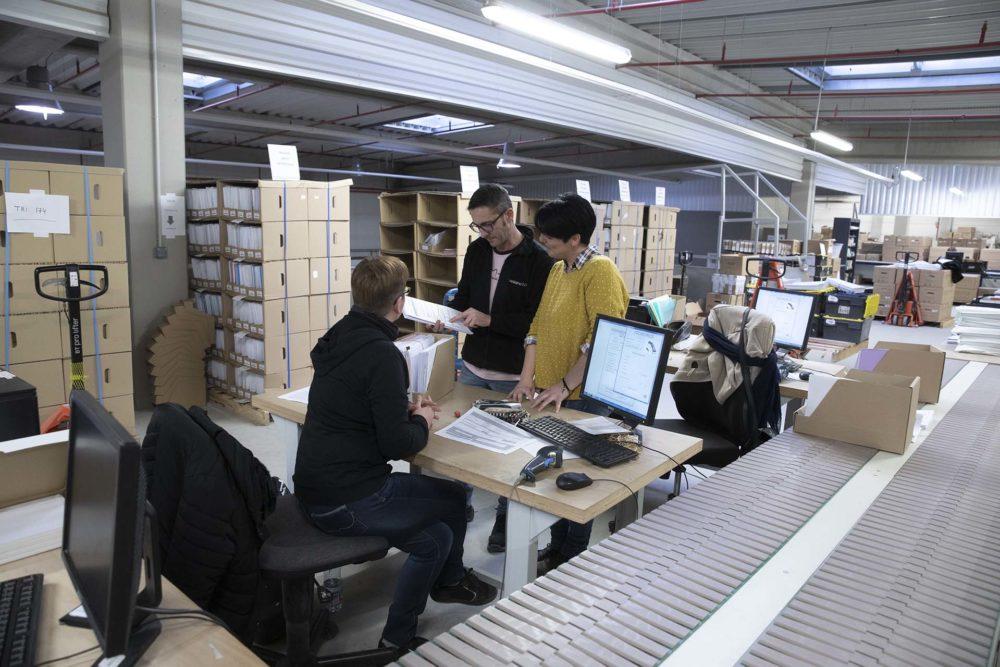 Notre offre - archives intermediaires