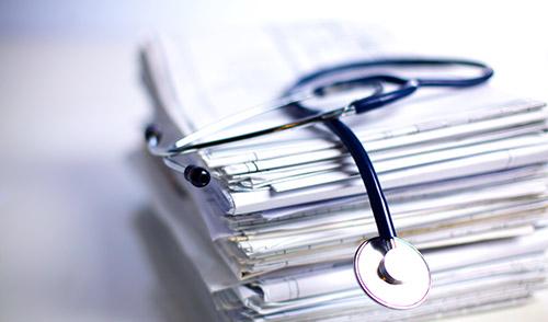 archivage dossiers de santé