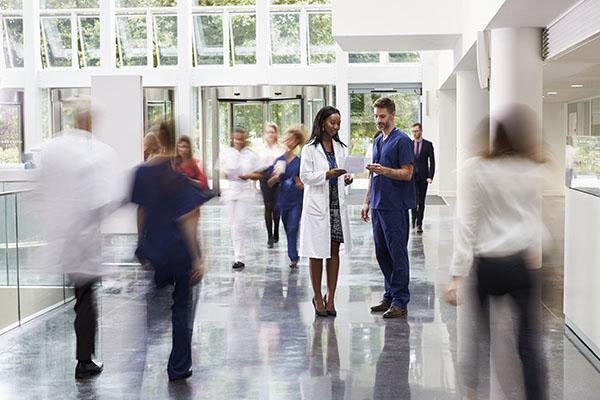 secteur santé nos points forts