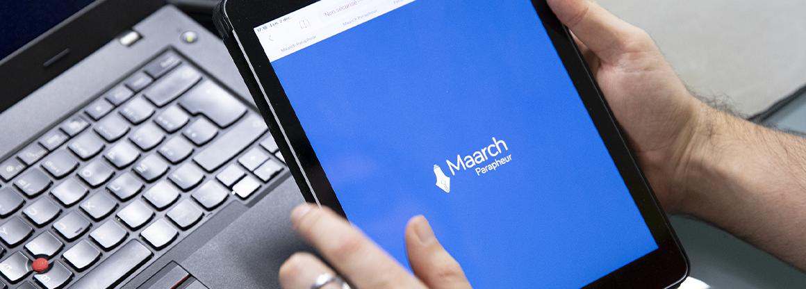 Nouvelle version de Maarch Parapheur est disponible !