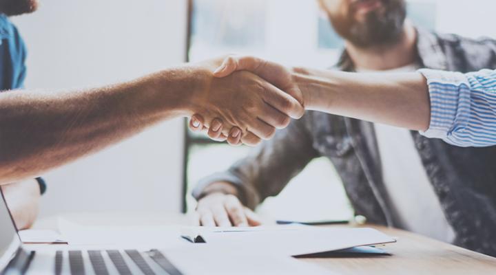 Signature d'un accord de partenariat entre Maarch et Atol CD