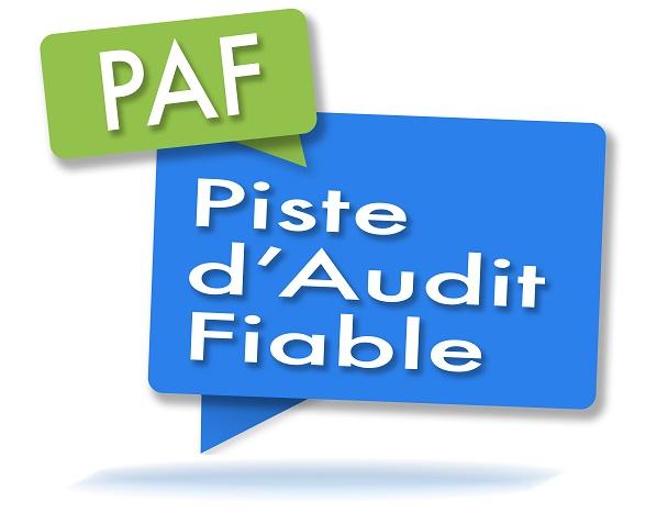 Service DAF - Piste audit fiable