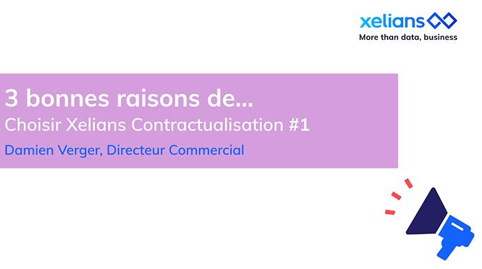 Xelians Contractualisation pour les commerciaux
